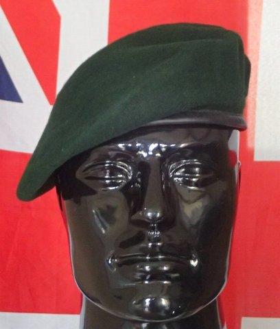WW2英軍★ロイヤルマリーングリーンベレー帽★WW2タイプ新品