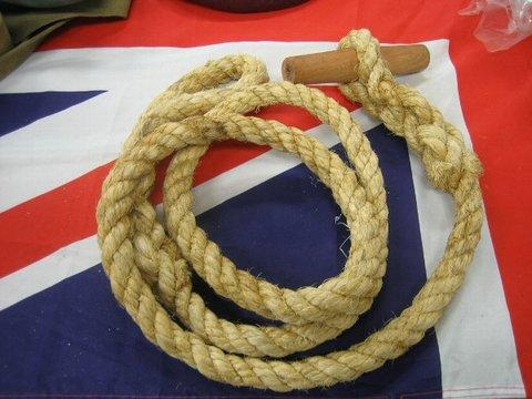 WW2★英軍コマンド部隊★トグル・ロープ