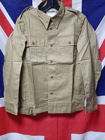 WW2イギリス軍★エアテックス・トロピカルBDジャケット★カーキ
