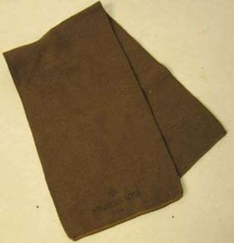 WW2英軍★ウールスカーフ★