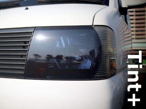 Tint+ 三菱 ミニキャブ トラック/バン U61T/U62T/U61V/U62V 中期 ヘッドライト 用 Type0