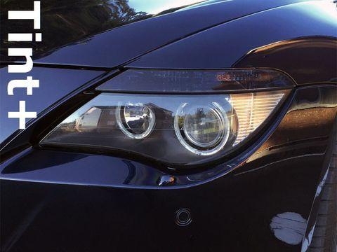 Tint+ BMW 6シリーズ E63/E64 フロントウィンカー 用