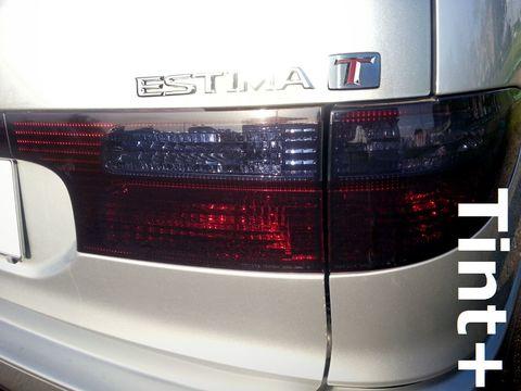Tint+ トヨタ エスティマ  30/40系 前期 テールランプ&リフレクター 用