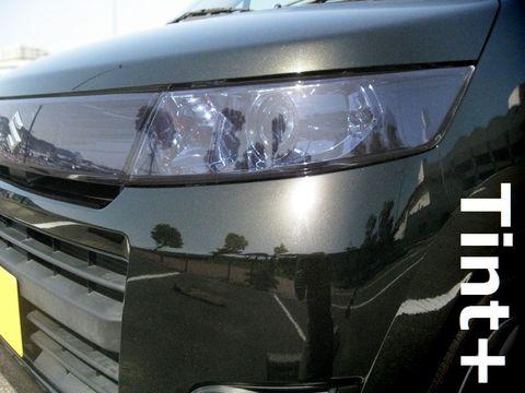 Tint+ スズキ ワゴンR MH23S スティングレー ヘッドライト 用