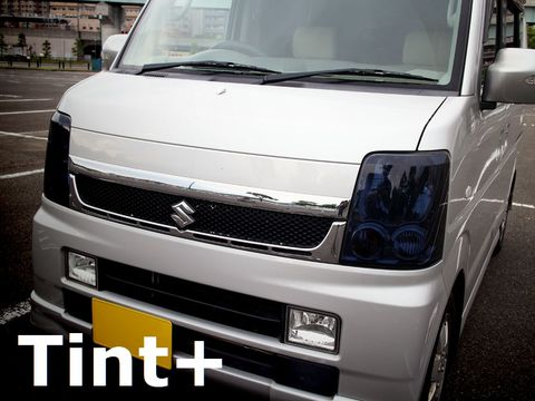 Tint+ スズキ エブリイ ワゴン/バン DA64V/DA64W ヘッドライト 用