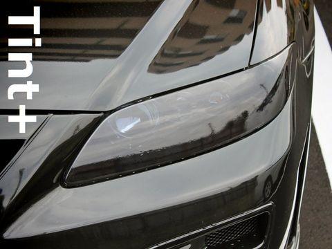 Tint+ マツダ アテンザ スポーツ/セダン GG3S/GGES GG3P/GGEP ヘッドライト 用