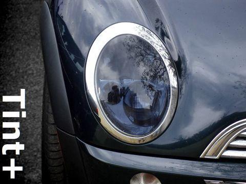Tint+ BMW ミニ R50/R52/R53 ハロゲン装備ヘッドライト 用