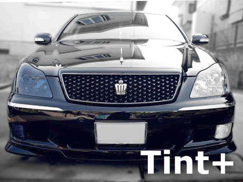 Tint+ トヨタ クラウン アスリート GRS180系 前期/後期 ヘッドライト 用 (★難易度:高)