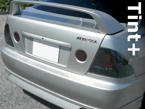Tint+ トヨタ アルテッツァ SXE10/GXE10 セダン テールランプ 用