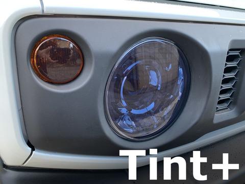 Tint+ スズキ ジムニー/ジムニーシエラ JB64W/JB74W ヘッドライト 用
