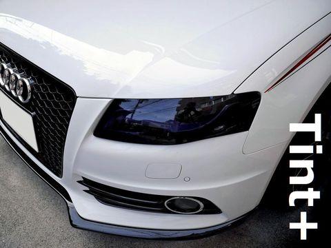 Tint+ アウディ A4/S4 セダン/アバント 8K/B8 前期 ヘッドライト 用