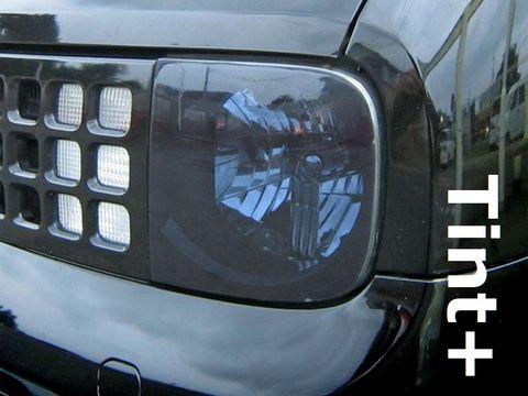 Tint+ 日産 キューブ Z11 前期 ヘッドライト 用