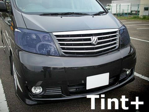 Tint+ トヨタ アルファード 10系 前期 ヘッドライト 用 *受注