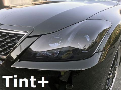 Tint+ トヨタ クラウン アスリート/ロイヤル GRS200系 前期/後期 ヘッドライト 用