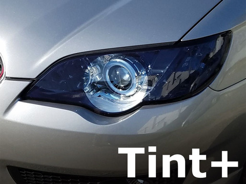 Tint+ スバル レガシイ B4/ツーリングワゴン BL5/BL9/BLE/BP5/BP9/BPE 後期 ヘッドライト 用 Type4