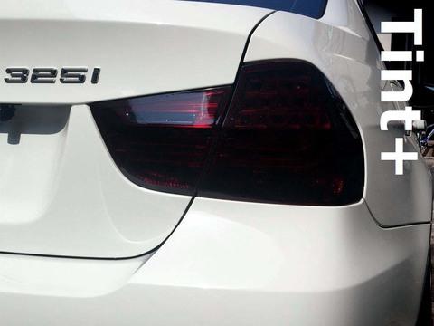 Tint+ BMW 3シリーズ E90 後期 セダン テールランプ 用 (★難易度:高)