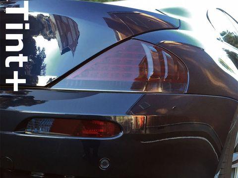 Tint+ BMW 6シリーズ E63/E64前期 M6 テールランプ 用 *受注