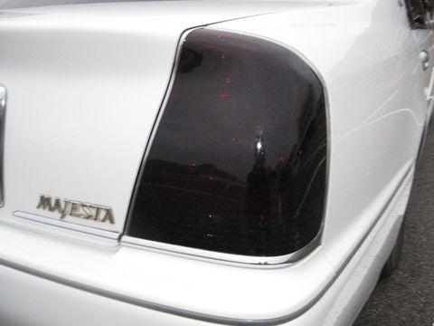 Tint+ トヨタ クラウン マジェスタ 17系 前期/後期 テールランプ 用 (★難易度:高) *受注