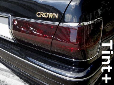 Tint+ トヨタ クラウン アスリート/ロイヤル 17系 後期 テールランプ 用