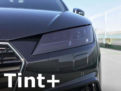 Tint+ アウディ TT/TTS 8S系 クーペ/ロードスター ヘッドライト 用