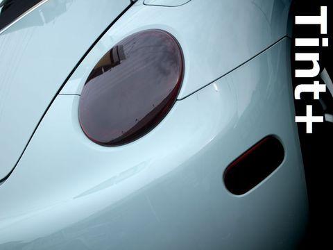 Tint+ VW ニュービートル 9CY系 前期 テールランプ&サイドマーカー 用