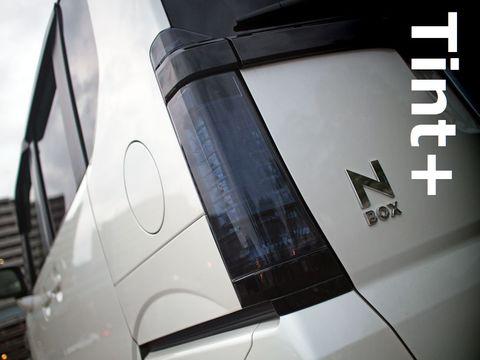 Tint+ ホンダ N-BOXカスタム/N-BOX+カスタム JF1/JF2 テールランプ 用