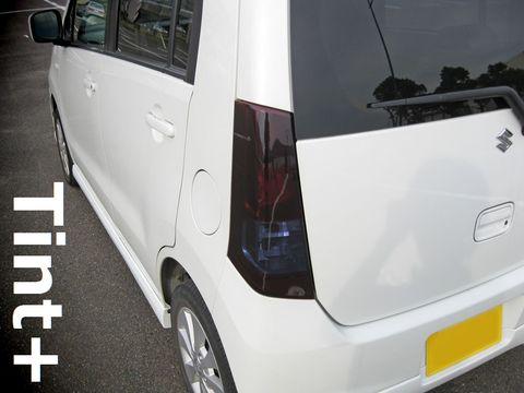 Tint+ スズキ ワゴンR MH23S 標準型 テールランプ 用