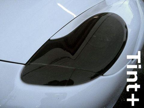 Tint+ ポルシェ ボクスター 986 前期/後期 ヘッドライト 用 Type1