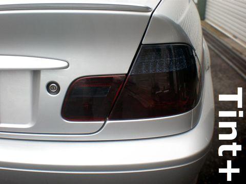 Tint+ BMW 3シリーズ E46 前期/後期 クーペ テールランプ 用
