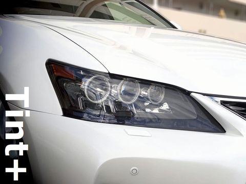 Tint+ レクサス GS250/GS350/GS450h/GS300h GRL10系/AWL10/GWL10 前期 ヘッドライト 用 Type2
