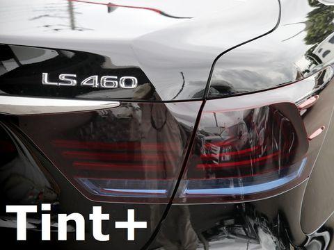 Tint+ レクサス LS460/LS600h USF40/USF45 後期 テールランプ&トランクガーニッシュ&リフレクター 用