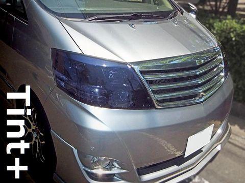 Tint+ トヨタ アルファード 10系 後期 ヘッドライト 用 *受注