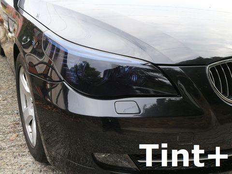 Tint+ BMW 5シリーズ E60/E61 ヘッドライト 用 Type1