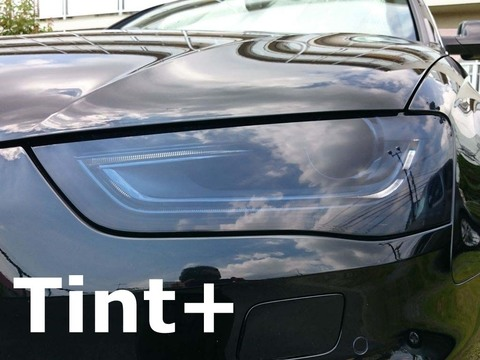 Tint+ アウディ A4/S4 セダン/アバント 8K/B8 後期 ヘッドライト 用