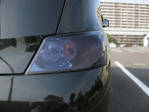 Tint+ トヨタ bB QNC20/QNC21/QNC25 テールランプ 用