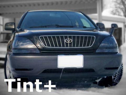 Tint+ トヨタ ハリアー 10系 ヘッドライト 用 *受注