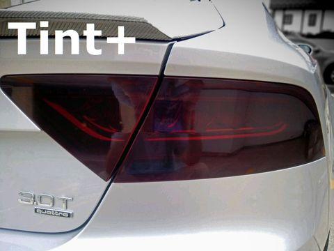 Tint+ アウディ A7/S7 スポーツバック 4G テールランプ 用