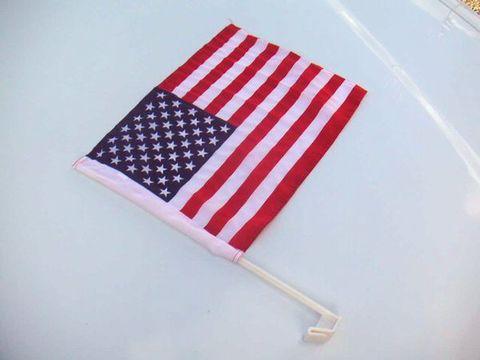 アメリカ合衆国 国旗 ウィンドウ用フラッグ