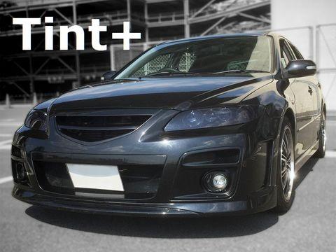 Tint+ マツダ アテンザ ワゴン GY3W/GYEW ヘッドライト 用