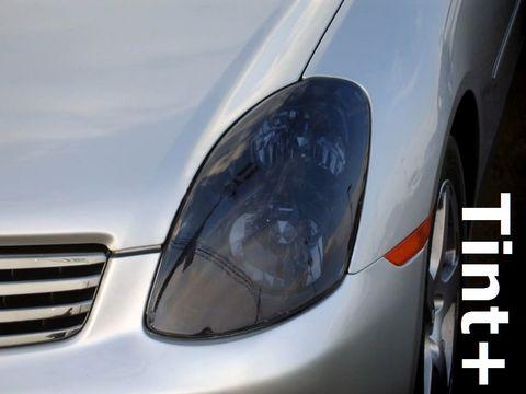 Tint+ 日産 スカイライン セダン V35 前期/中期 ヘッドライト 用