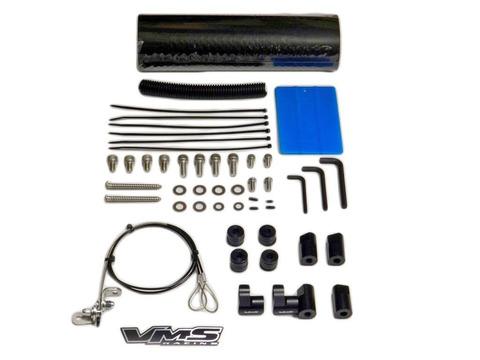 VMS Racing製インプレッサ WRX STI GRB/GRF用リアウィング リフトアップキット/ライザーキット