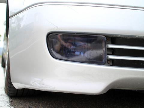 Tint+ トヨタ アリスト JZS160/JZS161 前期/後期 フォグランプ 用 *受注