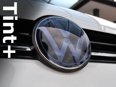 Tint+ VW ゴルフ7.5 5G系 後期 2017/5- フロントエンブレム 用