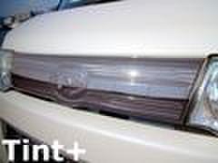 Tint+ ダイハツ タントカスタム L375S/L385S 前期 フロントグリル 用 ★ライトスモーク