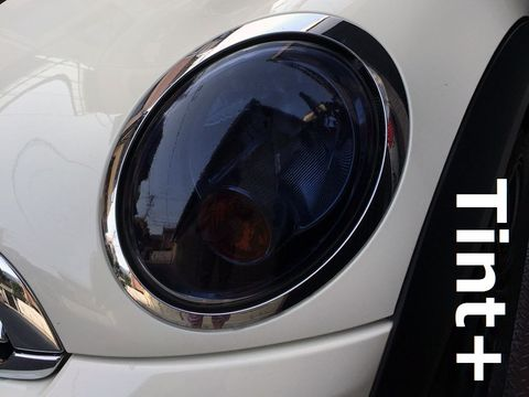 Tint+ BMW ミニ R56 ハロゲン装備ヘッドライト 用 *受注