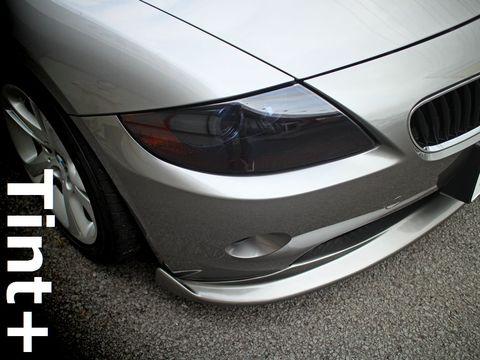 Tint+ BMW Z4 E85/E86 前期/後期 ロードスター/クーペ ヘッドライト 用 Type1