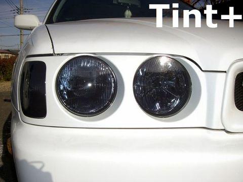 Tint+ 日産 セドリック/グロリア グランツーリスモ 前期 Y33 ヘッドライト 用