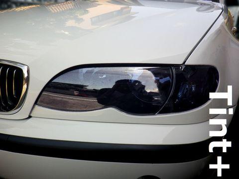 Tint+ BMW 3シリーズ E46 後期 セダン/ツーリング  ヘッドライト 用