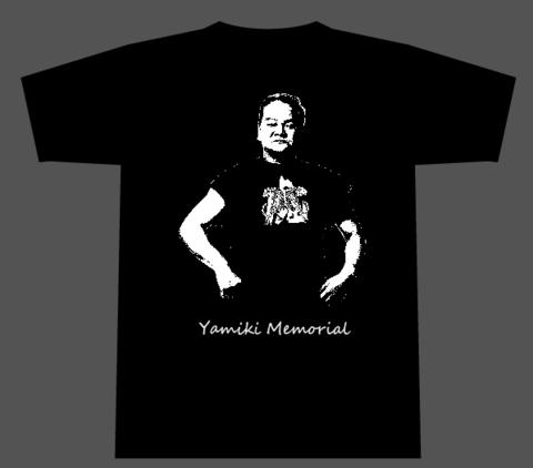 ヤミキメモリアルTシャツ(数量限定商品)