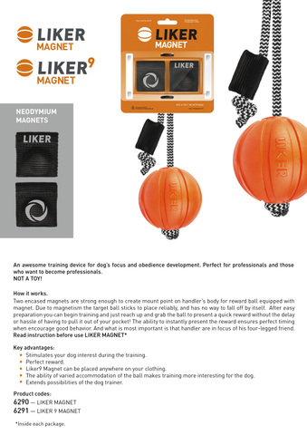 LIKER MAGNET(完全プロ仕様)
